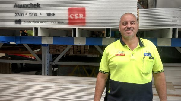 Getting to know Frank Rechichi, our Warehouse Manager