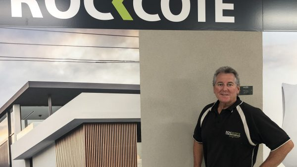 Shane Howell, our Rockcote BDM & Sales Specialist WA