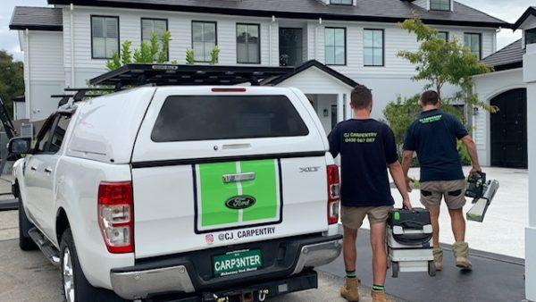 Feature Business – CJ Carpentry